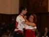 a náš tanečný pár K. Vlčková a I. Strelník